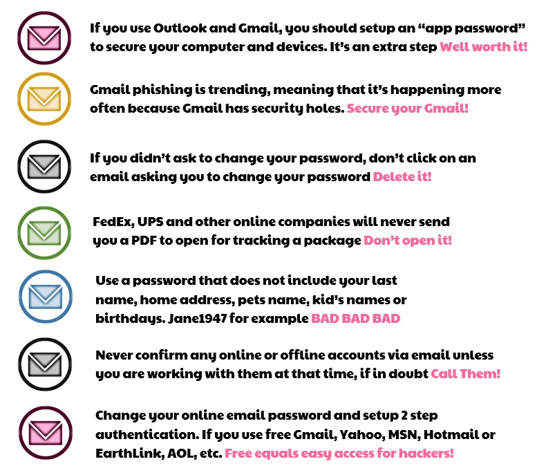 Email Hacking Tips and How To Protect Your Accounts