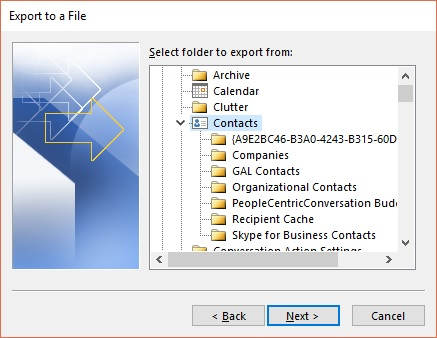 How To Remove Recipient Cache in Outlook Contacts Search