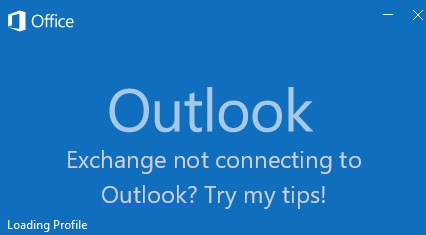 Office 365 Exchange will not setup in Outlook 2016